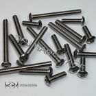 M3 A2 Stainless Steel Hexagon Socket Button Bolts 3mm Allen Dome Head Screws
