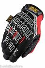 "Mechanix ""Authentic""Original PLUS ""GRIP""Glove (Gray) NEW! Fast Shipping!!"