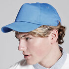 BC010 BEECHFIELD Original 5 Panel Baseball Cap/Hat One Size 26 Colours