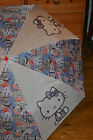 Hello Kitty Umbrella in 2 Lovely Designs - Classic or Liberty, Great Gift!