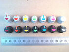 Plastic Control Knob for Splined Shaft T18 Pot, Nightclub Mixer Knobs