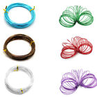 "1 Nice Roll Aluminum Wire Craft Jewelry Making 2mm( 1/8"") M1741"