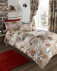 Street Beats Duvet Cover Bed Sets Bedding Curtains Teenage Boys Skulls Crossbone