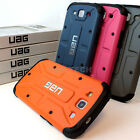 For Samsung Galaxy S III 3 S3 Urban Armor Gear UAG Composite Hybrid Case +Screen