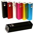 2600mAh portable Power Bank External Battery charger for mobile Phone iPhone
