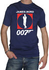 fm10 t-shirt uomo 007 James Bond CINEMA&TV