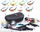 New Fashion Professional Polarized Cycling Glasses Bike Sports Sunglasses 5 Len