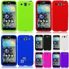 For LG Optimus G Pro E980(AT & T) Silicone Skin Phone Cover Case