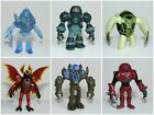 "Ben 10 Alien Creation Chamber Toy Figures (2"")"