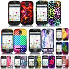 For Samsung Galaxy S Relay 4G T699(T Mobile) Rubberized Design Case Cover