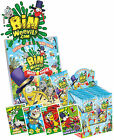 Bin Weevils - Mulch Mayhem - Trading cards / Party Bag / Piñata Fillers Free P&P