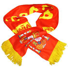2018 World Cup Soccer Nation 32 Teams Scarfs Football Fans Souvenirs Scarves
