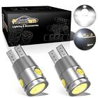 2X High Power 6000K White LED Back Up Reverse LED Light Bulb Lamps