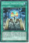 YU-GI-OH: DIFFERENT DIMENSION GATE - SUPER RARE - WGRT-EN071 - LIMITED EDITION