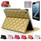 Magnetic PU Leather Folio Stand Smart Case Cover for iPad Mini Protector 8 Color