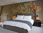 Blowing Cherry Blossom Tree Nursery Wall Decal Wind Bloss...