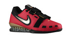 Nike Romaleos II Power Lifting - Men's red weight lifting