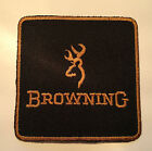 GUN/FIREARMS EMBROIDERED PATCHES: COLT, BERETTA, BROWNING, SIG, UZI + LOADS MORE