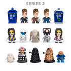 """TITAN DOCTOR WHO 3"""" VINYL FIGURE - CHOOSE YOUR  CHARACTER - WAVE 2 10TH DOCTOR"""