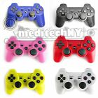 Brand New! 6 Colors Vibration Wireless Bluetooth Game Controller for Sony PS3
