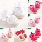 white baby girls shoes sandal size 0-18 months soft anti-slip toddlers infant