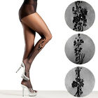 Sophia Ladies Fashion Pantyhose with Rhinestone - in 3 Styles
