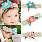 Children Hair Flower Bow Clothing Accessories Girl Baby Infant Headband B59U