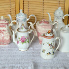 Vintage English Bone China or Ironstone Coffee Pot / Tall Teapot - Choice Makes