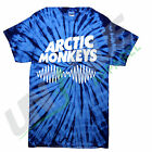 ARCTIC MONKEYS AM SOUNDWAVE TIE DYE T SHIRT TOP TEE TYE DIE TSHIRT MUSIC BAND