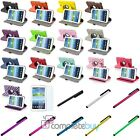 360 Rotating Leather Stand Case For Samsung Galaxy Tab 3 7.0 P3200/Kids+Pen+SP