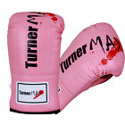 TurnerMAX Boxing Gloves Bag Mitt Martial Arts Gym Training Exercise Fitness MMA