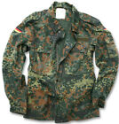 Flecktarn Camo German Army Shirt - German Genuine Army Surplus
