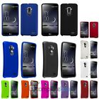 Rubberized HARD Protector Case Snap On Phone Cover Accessory For LG G Flex