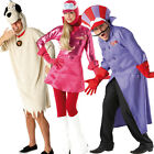 Adult Licensed Wacky Racers New Mens Ladies Fancy Dress Costume 70s 80s Cartoon