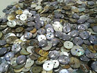 ASSORTED MOTHER OF PEARL BUTTONS CHOOSE FROM 10GM, 25GM. 50GM, 100GM FREEPOST!!