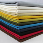 """Heavy Canvas 100% Cotton Upholstery Weight Quality Fabric 44"""" wide per metre"""