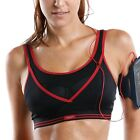 Brand New Level 3 Wirefree Ultimate Gym Active Sports Bra 32-40 A B C D DD E F