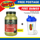 DESIGNER PHYSIQUE WHEY PROTEIN ISOLATE 1.5KG NATURAL WPI FREE POSTAGE & SHAKER