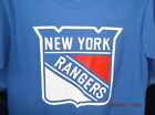 New York Rangers Tee Shirt New Youth SMALL to Adult 6XL FREE POSTAGE