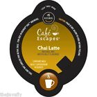 Cafe Escapes - CHAI LATTE - Vue Cups for Keurig Brewers