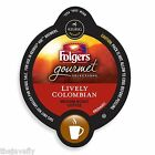 Folgers - LIVELY COLOMBIAN - Coffee Vue Cups for Keurig Brewers