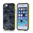 New Shockproof Dirt Proof Combo HYBRID TPU Pattern Case Cover For iPhone 5 5G 5S