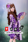 Sweet Lolita Dress Short Kimono Cosplay Costume 5pcs