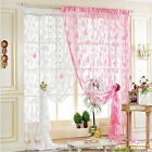 8 Colors Romantic Door Window Room Butterfly String Curtain Strip Divider ZHT059