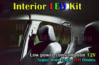 Mazda 3 Mazda3 Interior LED Light Kit White Blue Red Green Yellow
