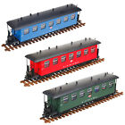 New G Scale Garden Passenger Coach Carriage Compatible 45MM Track