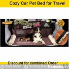 DOG CAT PET Car Bed Storage Space Roll up Foldable Ideal travel Easy Carry GIFT
