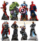 OFFICIAL Marvel The Avengers Super Hero LIFESIZE CARDBOARD CUTOUT Standup Comic