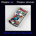 VINTAGE AVENGERS MARVEL PHONE CASES IPHONE 4S 5 5S 5C 6 SAMSUNG S5 S6 S7 S8 S9