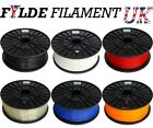 3D Printer PLA Plastic Filament 1.75/3mm Diameter 1kg Reel for 3D Printing
